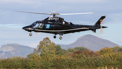 G-OPOT - Private Agusta Westland AW109 S