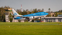 PH-BGH - KLM Boeing 737-700 aircraft