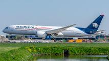 N438AM - Aeromexico Boeing 787-9 Dreamliner aircraft