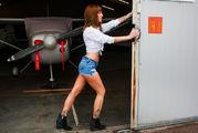 - - Private Stoddard-Hamilton Glastar aircraft