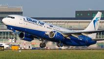 YR-BMN - Blue Air Boeing 737-800 aircraft