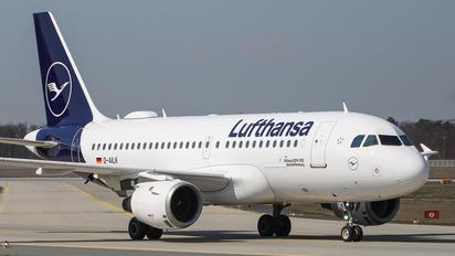D-AILK - Lufthansa Airbus A319