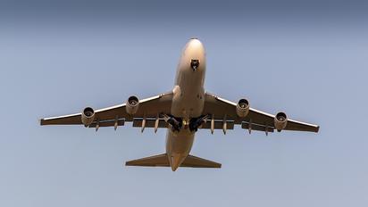 TF-AAL - Saudi Arabian Airlines Boeing 747-400