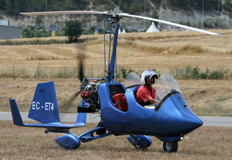 EC-ET4 - Private ELA Aviacion ELA 07