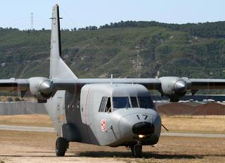 T.12B-70 - Spain - Air Force Casa C-212 Aviocar