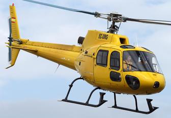 EC-DRG - TAF Helicopters Aerospatiale AS350 Ecureuil / Squirrel