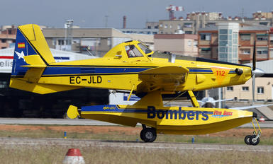 EC-JLD - Avialsa Air Tractor AT-802