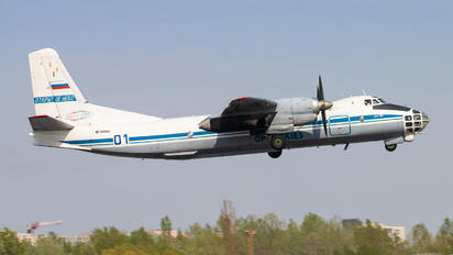 RF-30083 - Russia - Air Force Antonov An-30 (all models)