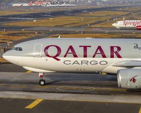 A7-AFJ - Qatar Airways Cargo Airbus A330-200F