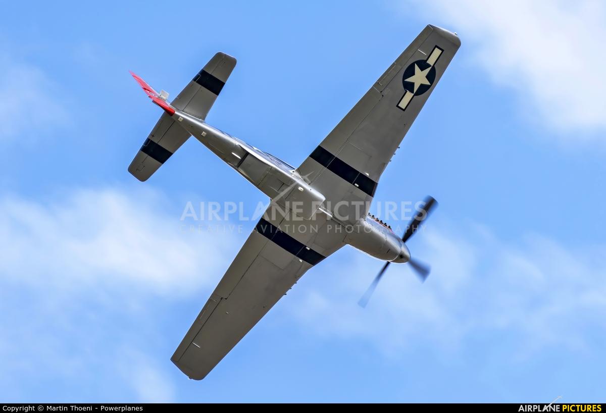 Private PH-VDF aircraft at Leopoldsburg - Beverlo