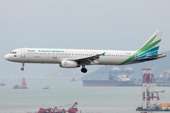 XU-919 - Lanmei Airlines Airbus A321
