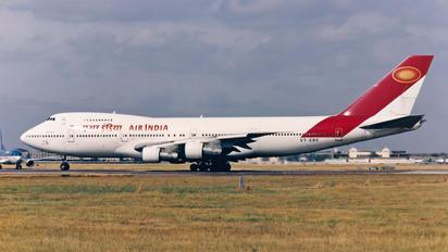 VT-EBE - Air India Boeing 747-200