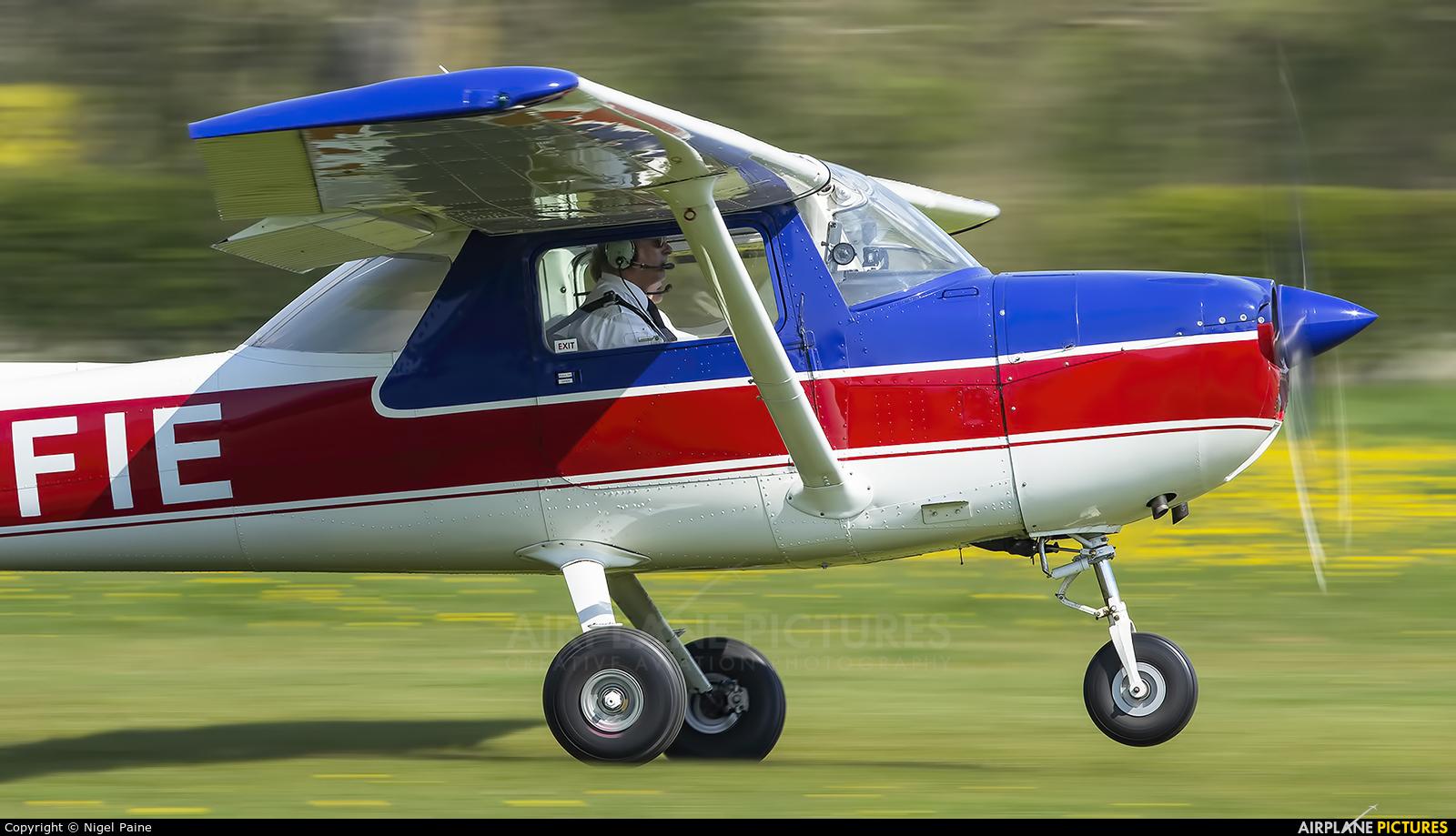 Private G-BFIE aircraft at Lashenden / Headcorn