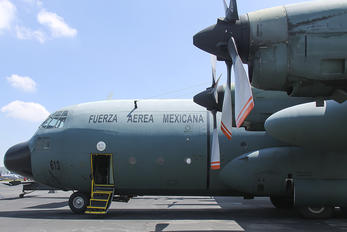 3613 - Mexico - Air Force Lockheed C-130E Hercules