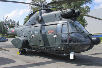 1053 - Mexico - Air Force Aerospatiale SA-330 Puma