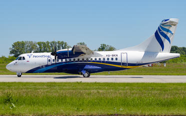 VQ-BKN - NordStar Airlines ATR 42 (all models)