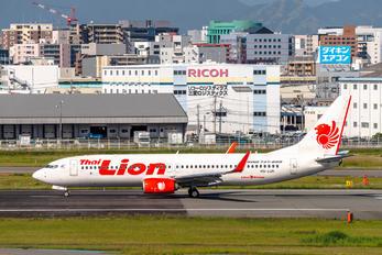 HS-LUK - Thai Lion Air Boeing 737-800