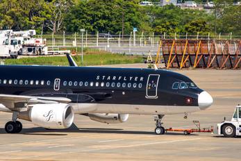 JA26MC - Starflyer Airbus A320