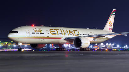 A6-ETM - Etihad Airways Boeing 777-300ER