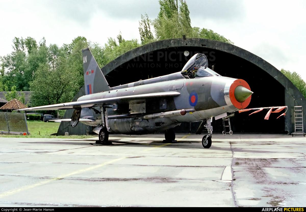 Royal Air Force XR771 aircraft at Beauvechain
