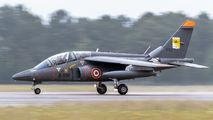 E123 - France - Air Force Dassault - Dornier Alpha Jet E aircraft