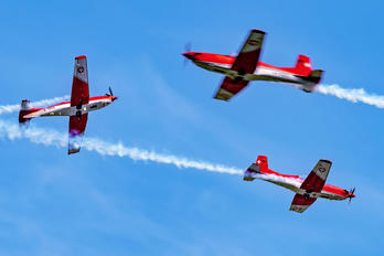 A-929 - Switzerland - Air Force: PC-7 Team Pilatus PC-7 I & II