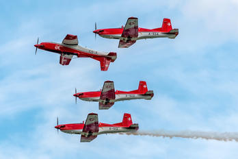 A-934 - Switzerland - Air Force Pilatus PC-7 I & II