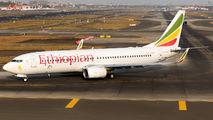 Ethiopian B738 made a military charter flight to Mumbai title=