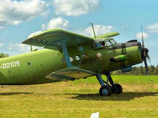RF-00105 - DOSAAF / ROSTO Antonov An-2