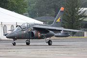 E25 - France - Air Force Dassault - Dornier Alpha Jet E aircraft