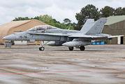 CE.15-07 - Spain - Air Force McDonnell Douglas EF-18B Hornet aircraft