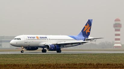 4X-ABS - Israir Airlines Airbus A320