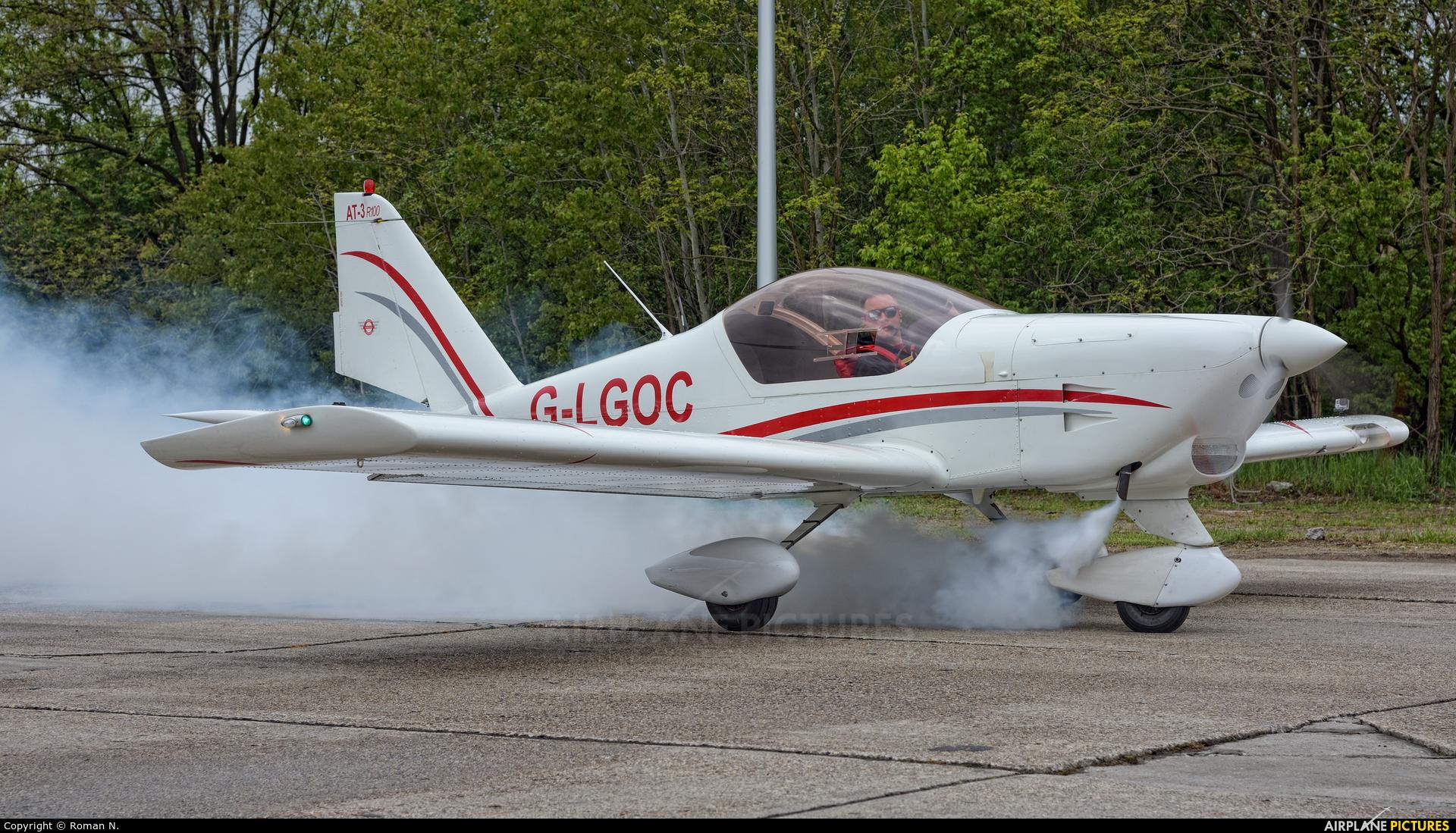 3AT3 Formation Flying Team G-LGOC aircraft at Bydgoszcz - Szwederowo