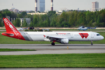 VP-BAN - Red Wings Airbus A321