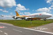 ER-BAJ - Uni-top Airlines Boeing 747-400BCF, SF, BDSF aircraft