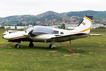 HA-YCM - Private Piper PA-34 Seneca