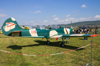 09 - Hungary - Air Force Yakovlev Yak-52