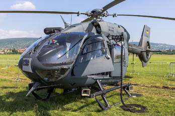 76+05 - Germany - Air Force Eurocopter EC145