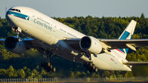 B-HNC - Cathay Pacific Boeing 777-200 aircraft