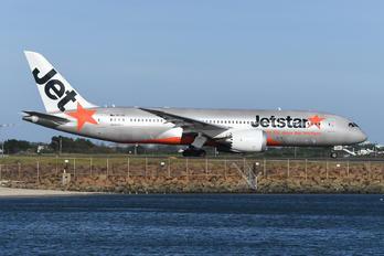 VH-VKF - Jetstar Airways Boeing 787-8 Dreamliner