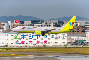 HL7559 - Jin Air Boeing 737-800