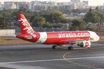 VT-BLR - AirAsia (India) Airbus A320