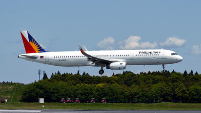 RP-C9915 - Philippines Airlines Airbus A321