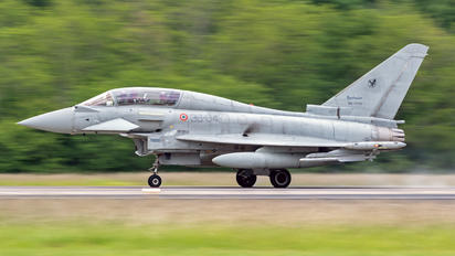 M55128 - Italy - Air Force Eurofighter Typhoon T