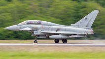 M55128 - Italy - Air Force Eurofighter Typhoon T aircraft