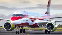 YL-CSL - Air Baltic Airbus A220-300 aircraft