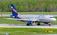 VP-BEO - Aeroflot Airbus A320 aircraft