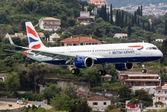 #3 British Airways Airbus A321 NEO G-NEOU taken by Enda G Burke