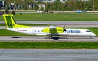 YL-BBV - Air Baltic de Havilland Canada DHC-8-400Q / Bombardier Q400 aircraft