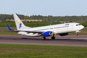 OY-JZJ - Jet Time Boeing 737-800 aircraft